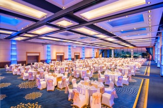 Royal Orchid Ballroom - Round Table Style