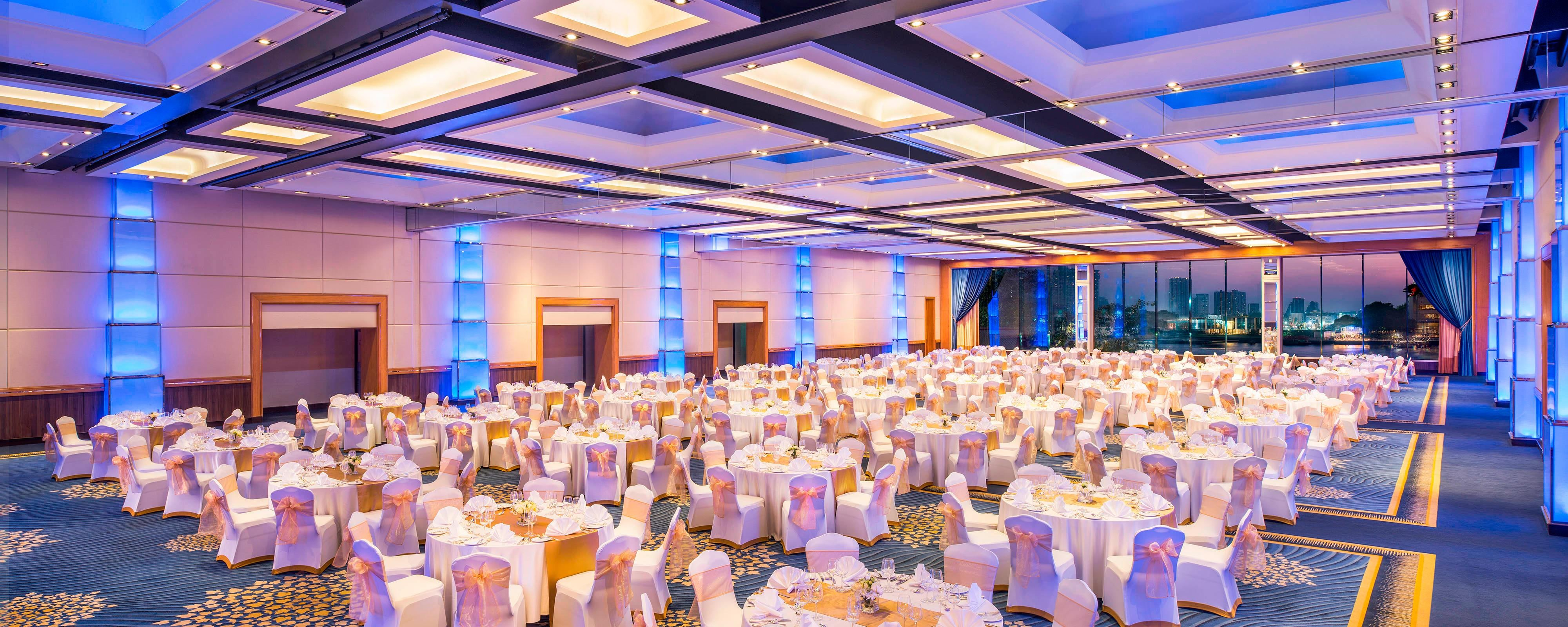 Bangkok Wedding Venue Royal Orchid Sheraton Hotel Towers