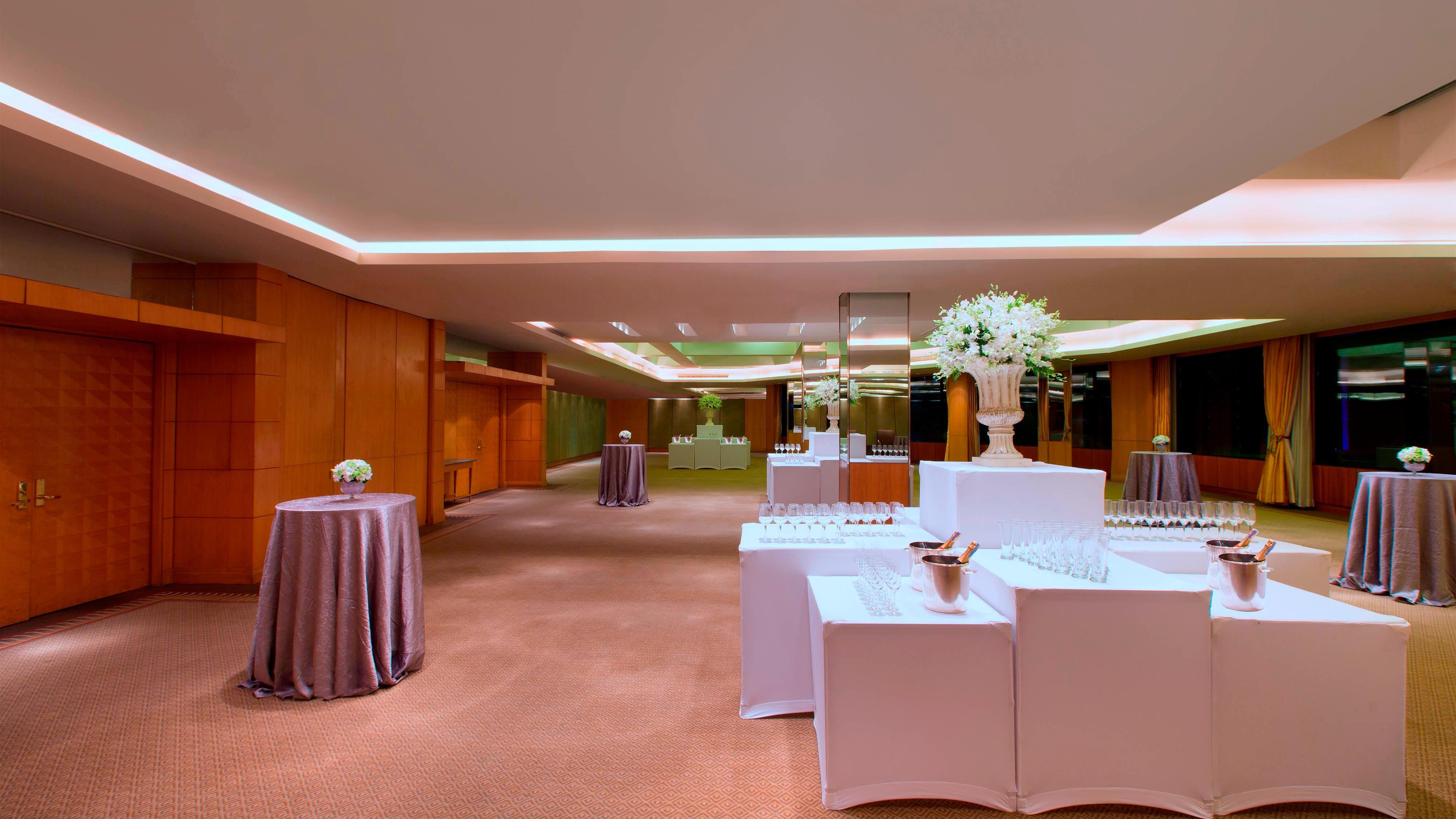 Riverside Ballroom - Cocktail Reception