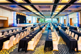 Royal Orchid Ballroom - Classroom style