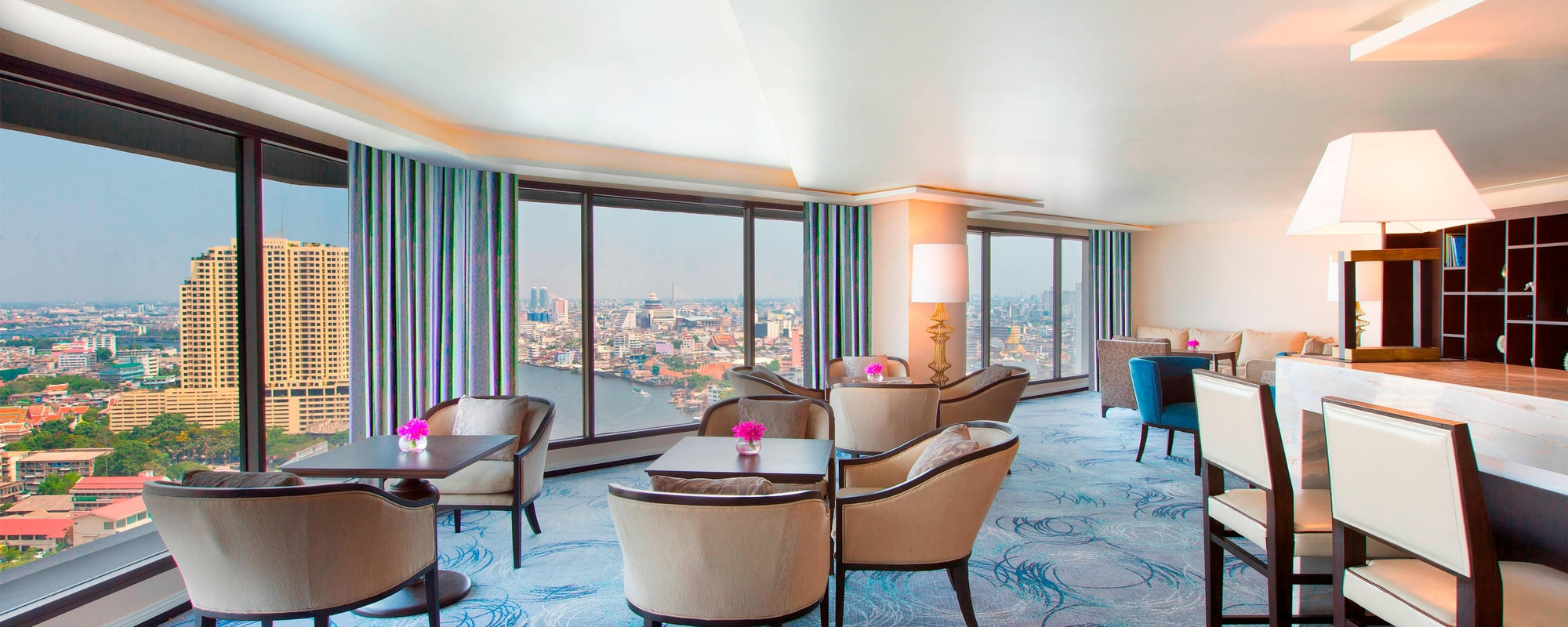 5-Star Hotel in Bangkok | Royal Orchid Sheraton Hotel & Towers