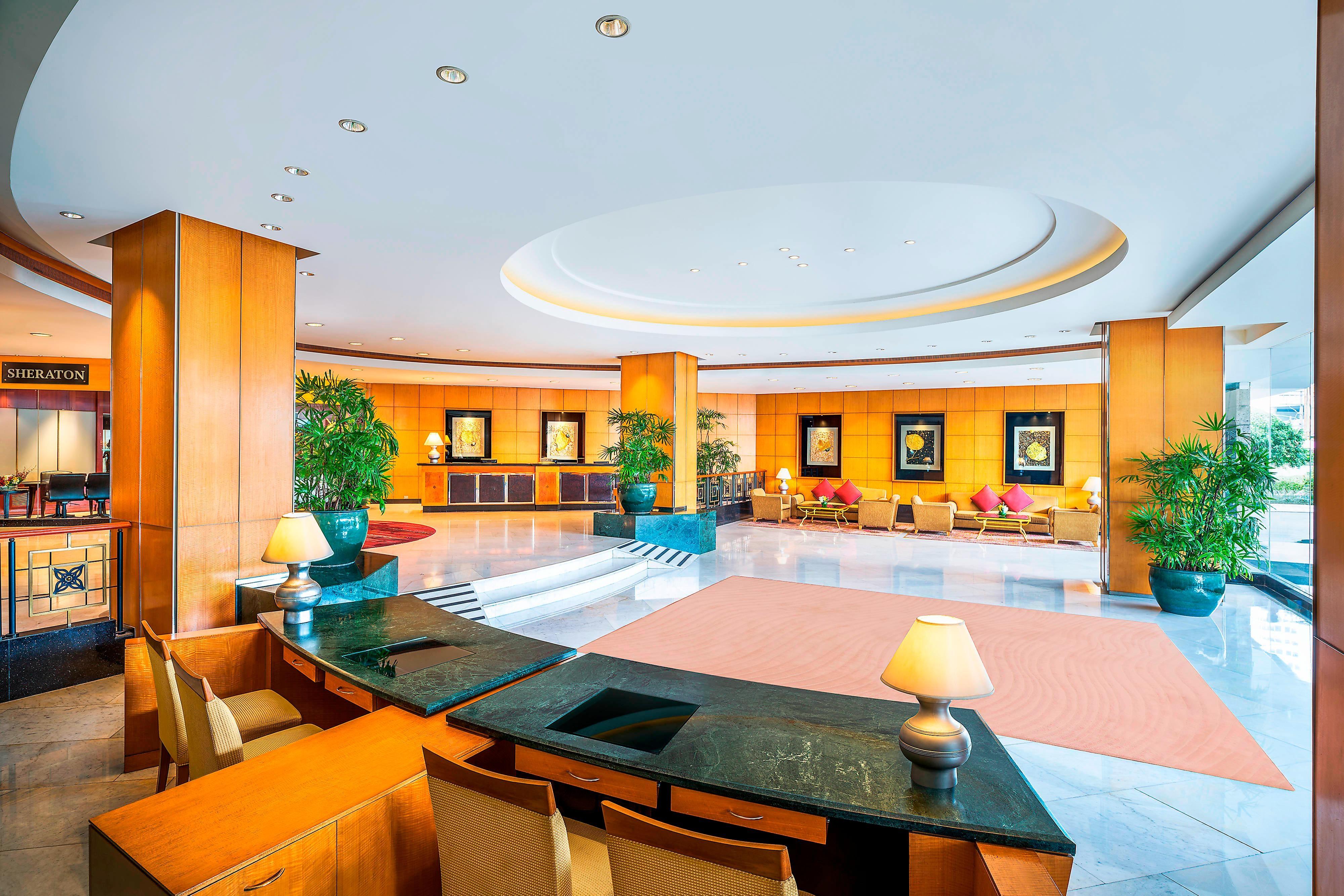 Group Lobby