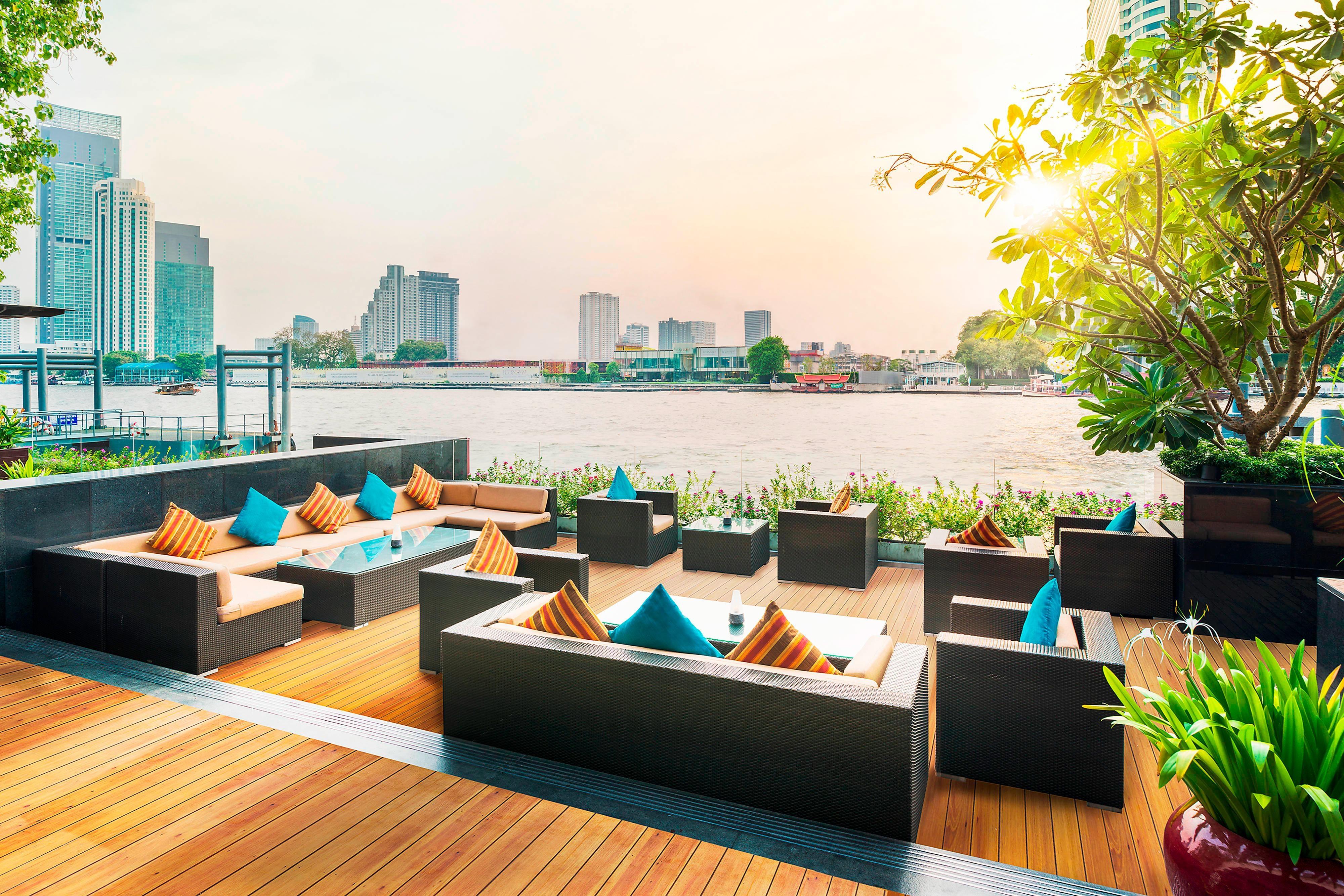 Riverside Grill Terrace
