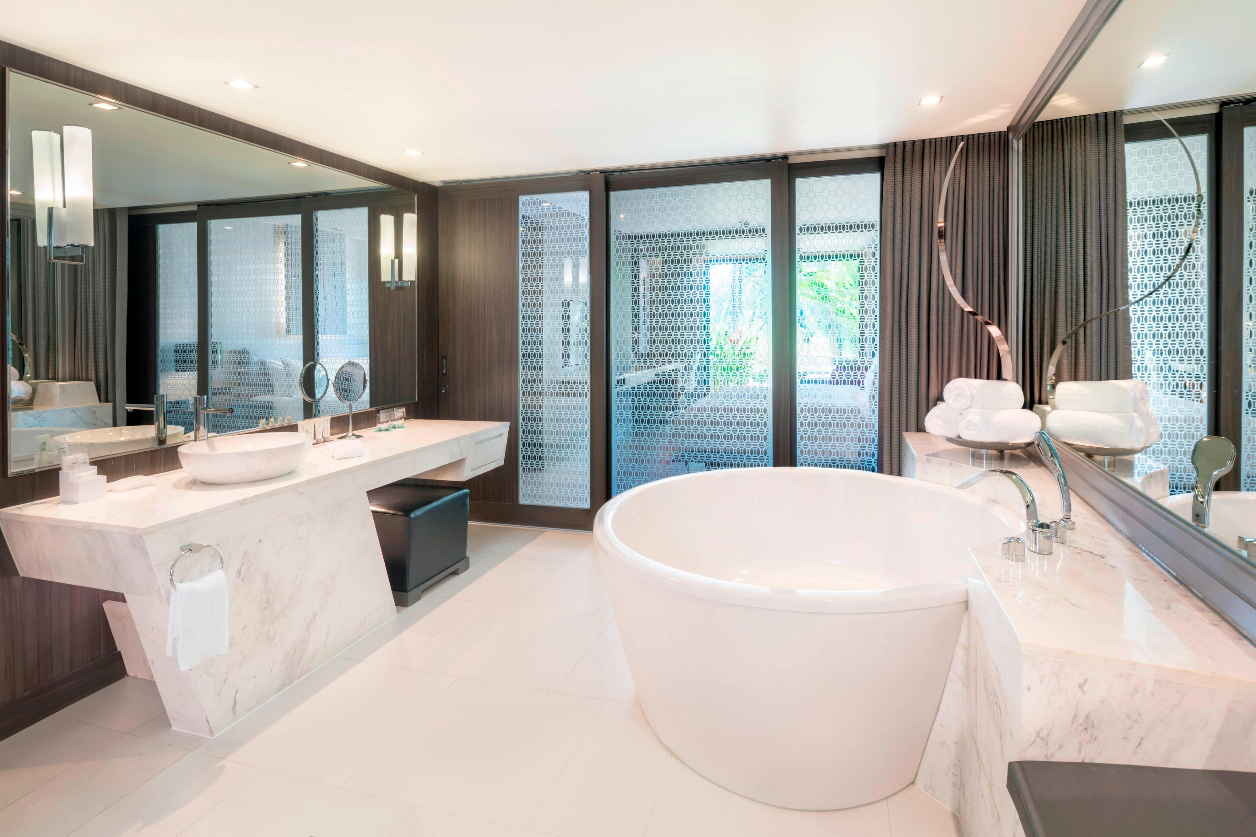 Garden Suite - Bathroom