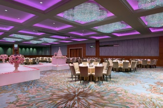 Grand Ballroom - Wedding Reception