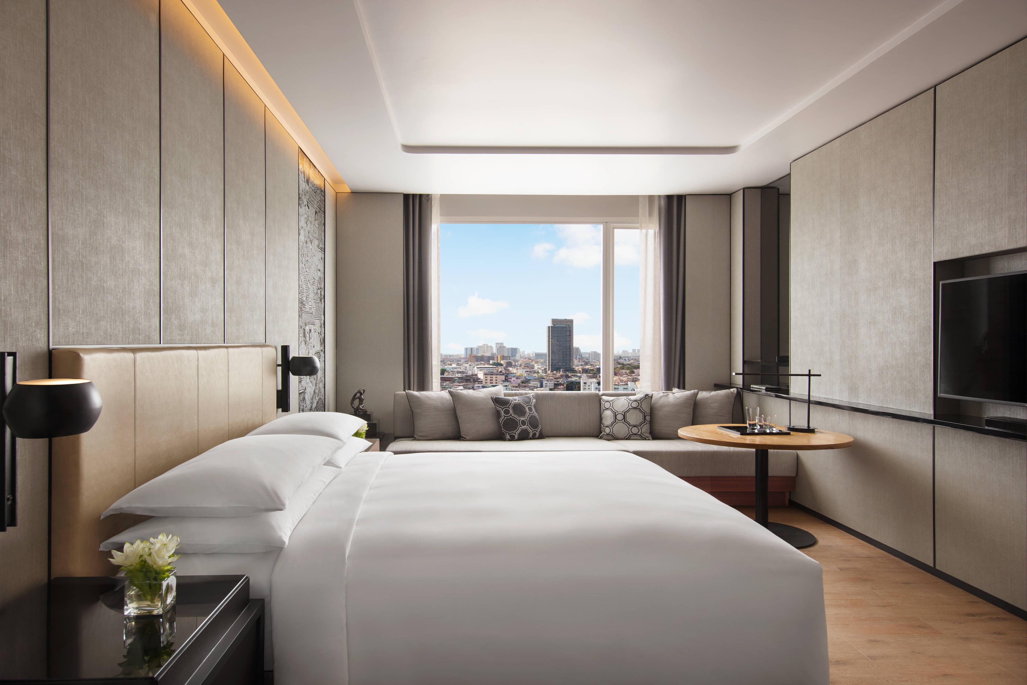 One-Bedroom Residential Suite - Bedroom