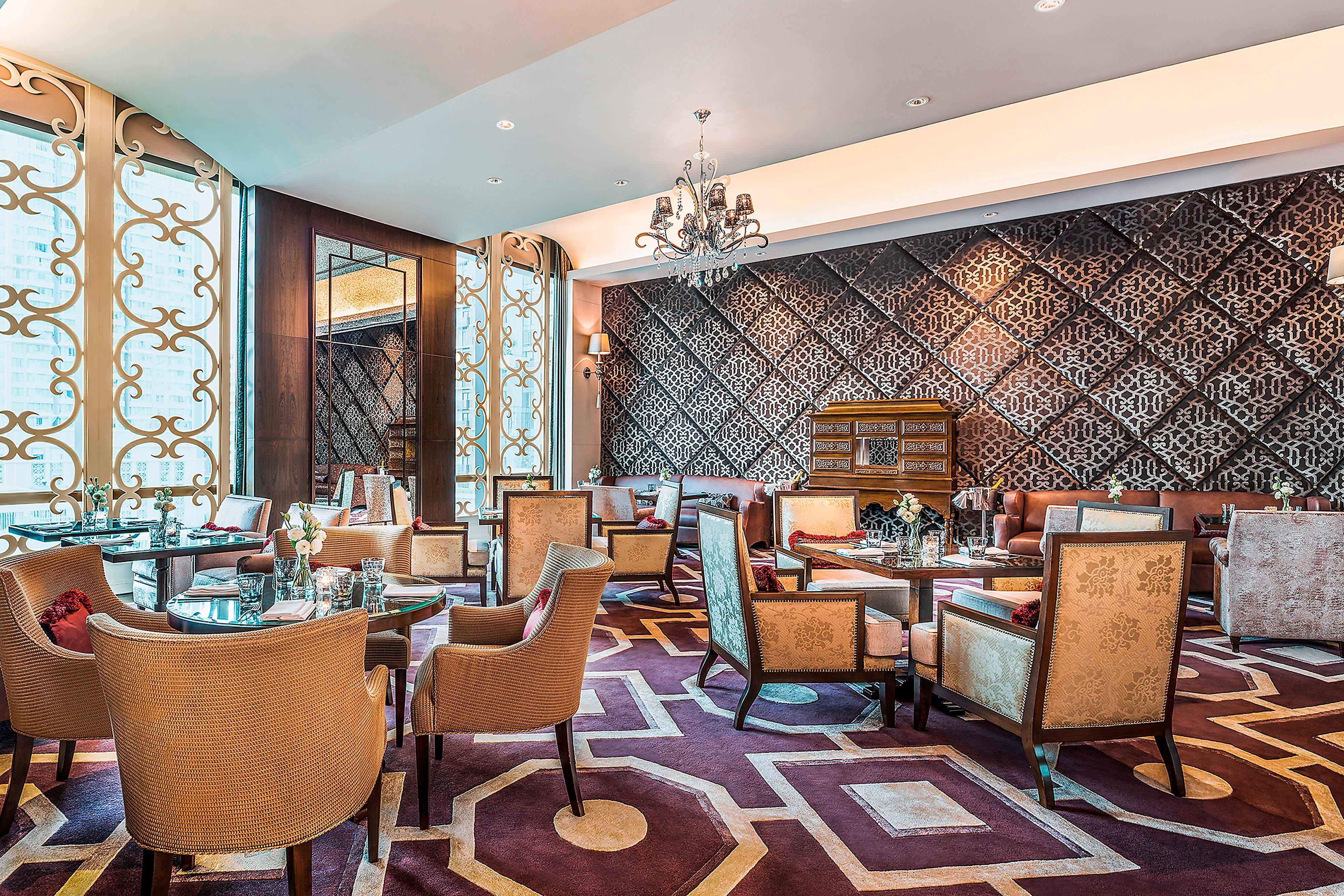 Dining Room at Decanter