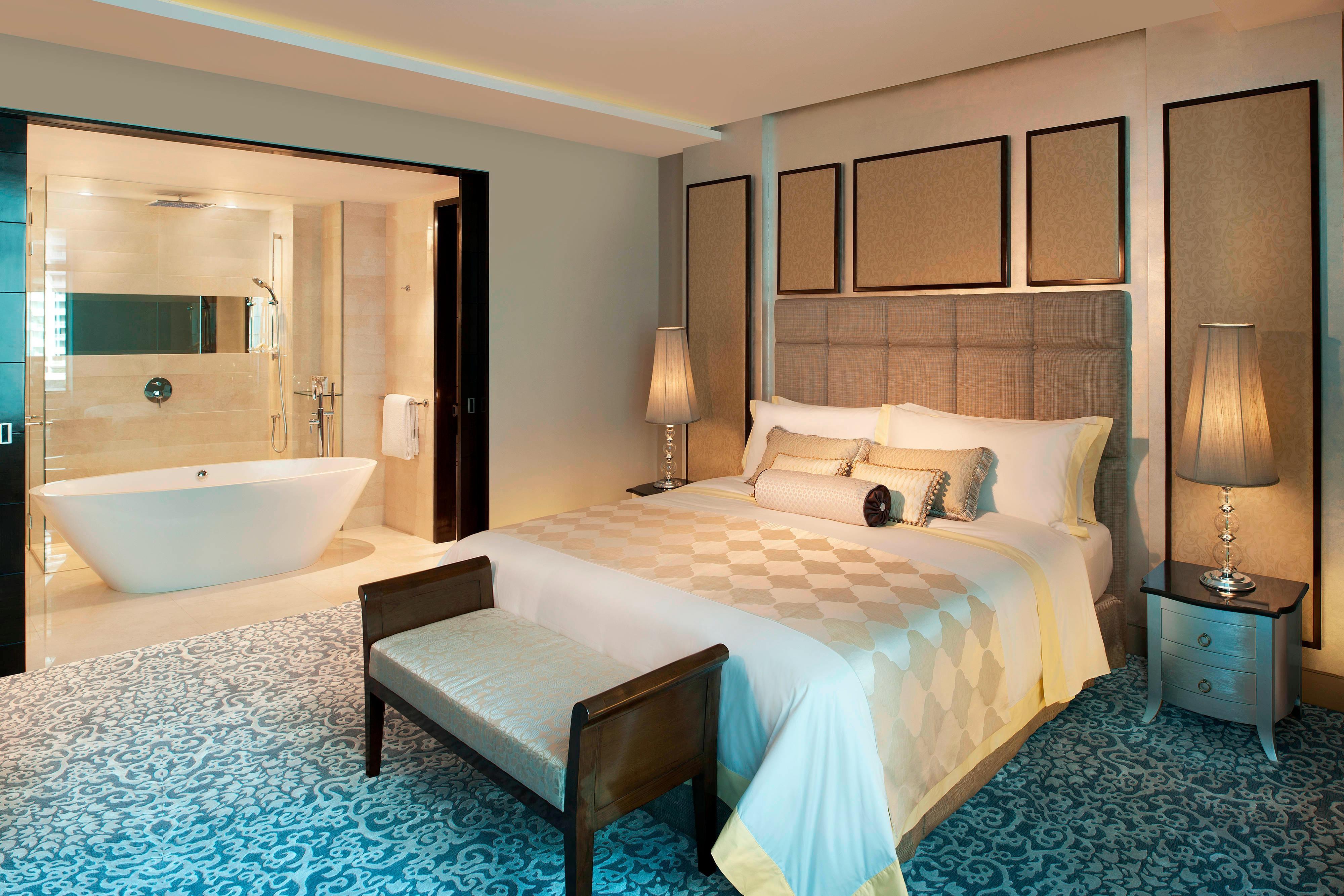 Metropolitan Suite - Bedroom