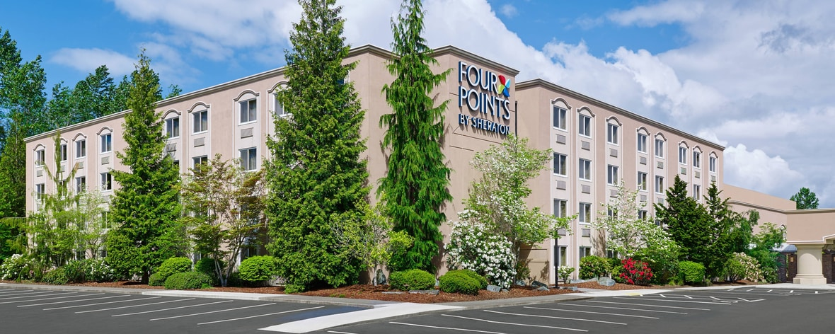 Four Points by Sheraton Bellingham Hotel & Conference Center ...