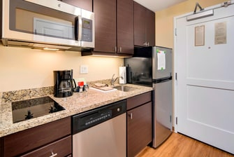 bellingham hotels with kitchen