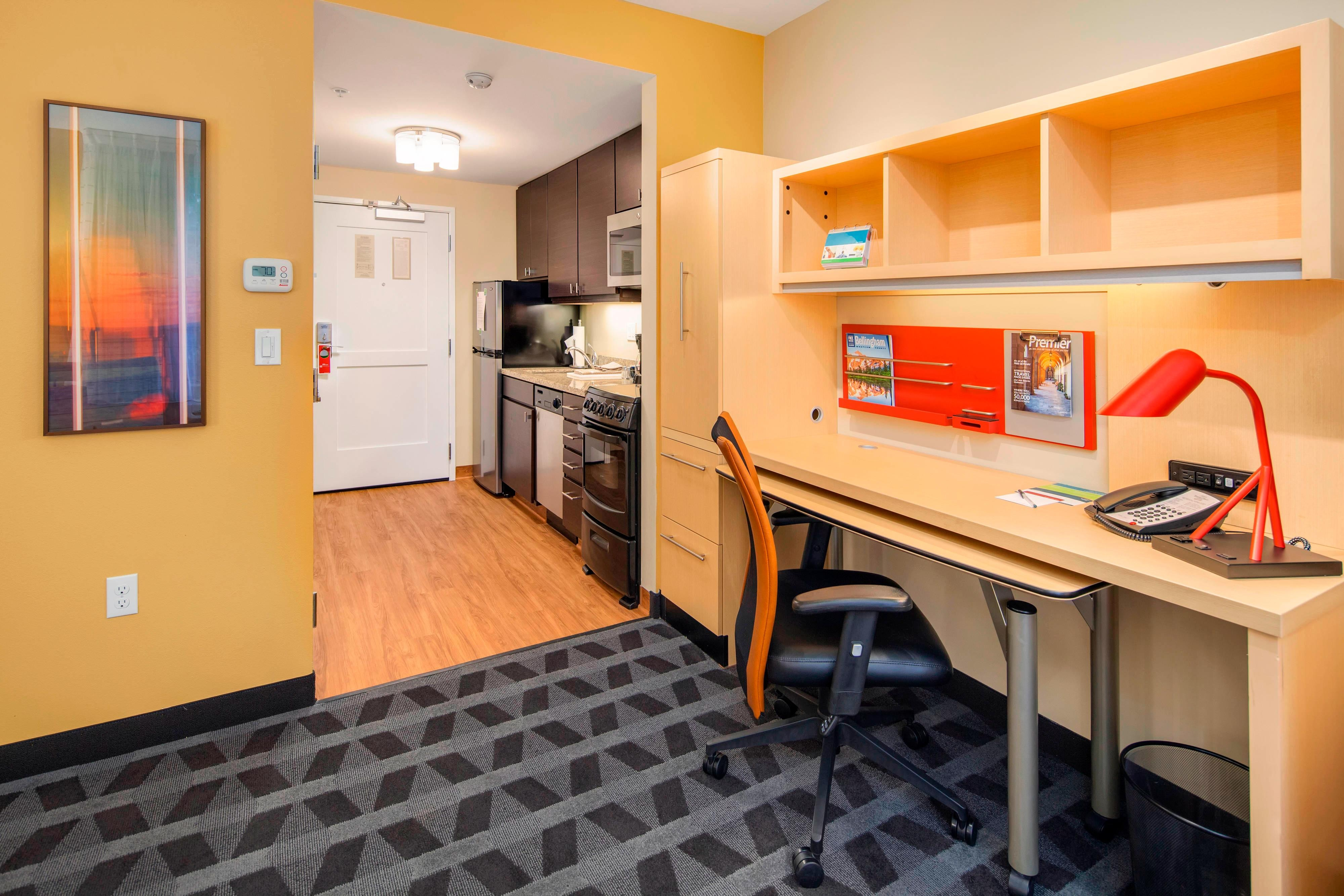 one bedroom suites in bellingham