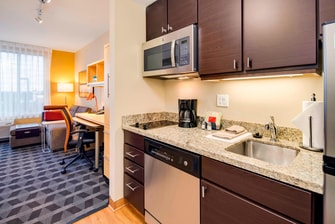 extended stay kitchens