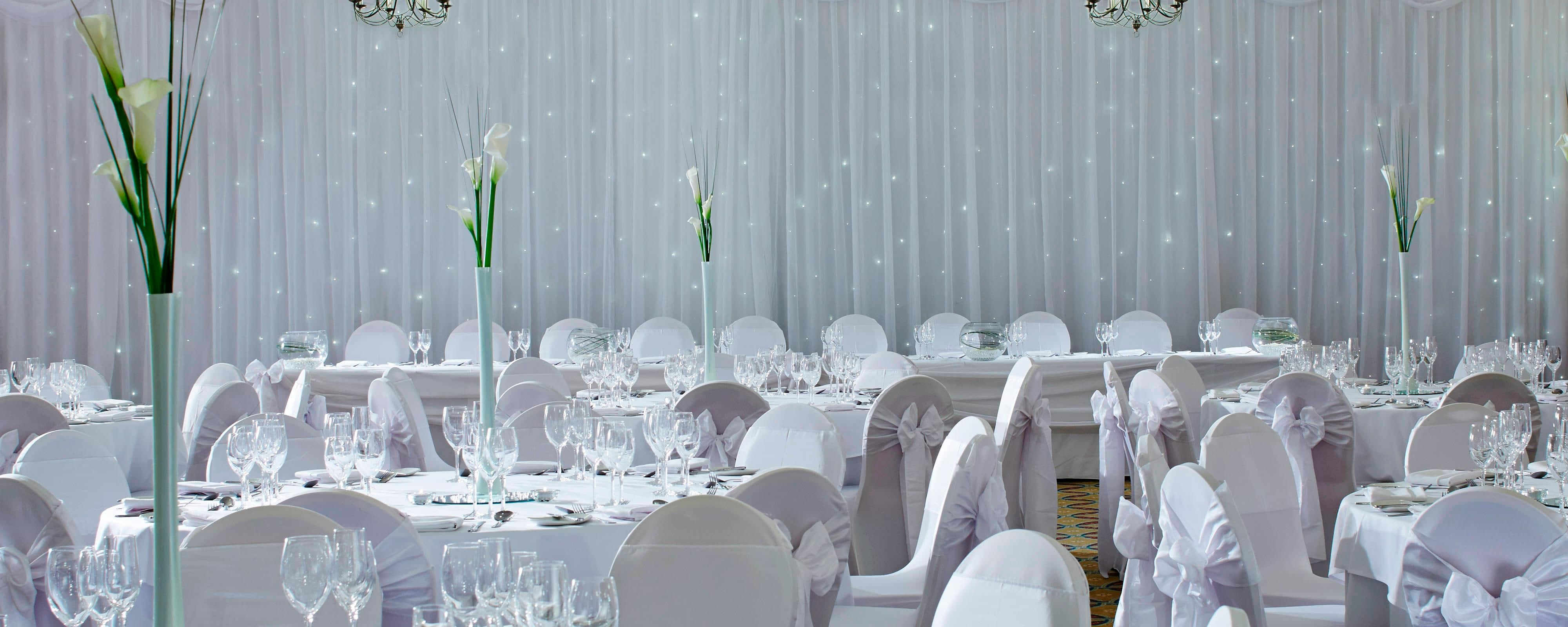 Wedding Reception Venues Preston Lancashire Preston Marriott Hotel