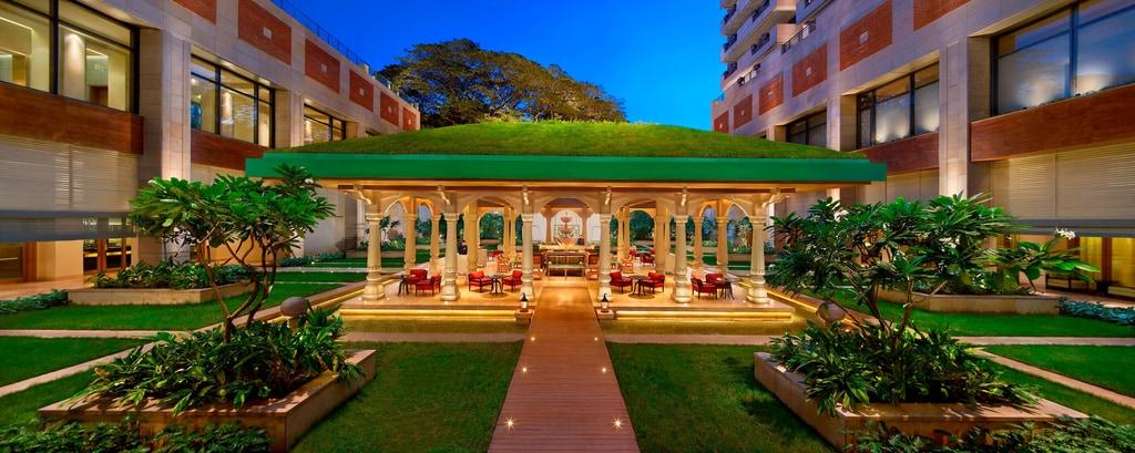 Lotus Pavillon