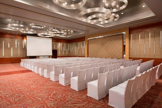Grand Ballroom Part 1 TheatreStyle Meeting