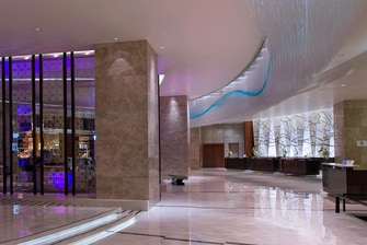 Lobby Reception Desk