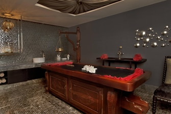 Kaya Kalp _ The Spa Therapy Room