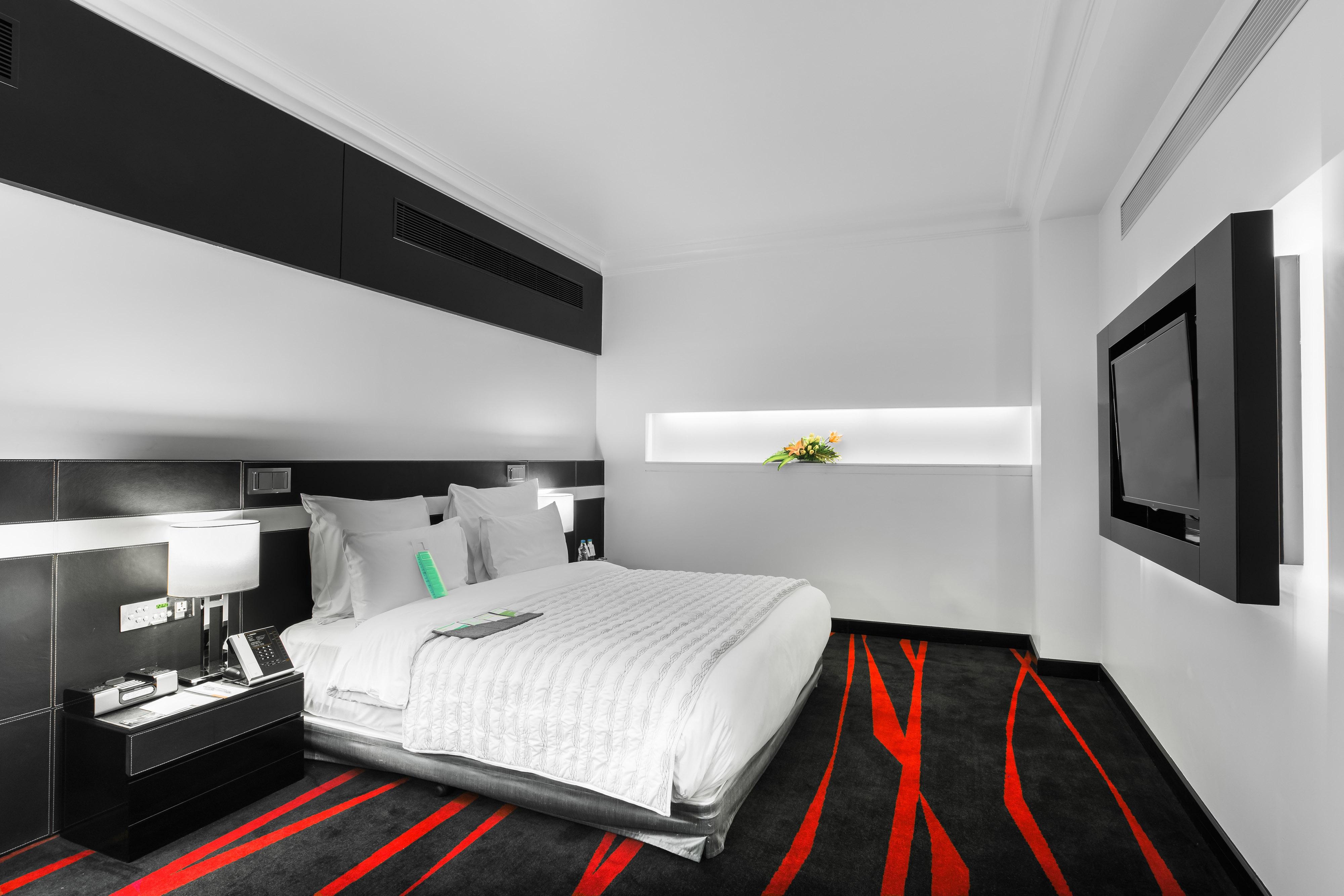 Suite Deluxe avec lit king size