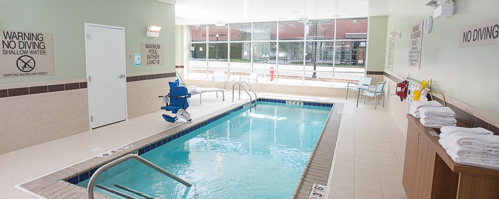 Bloomington IN Hotel with Indoor Pool