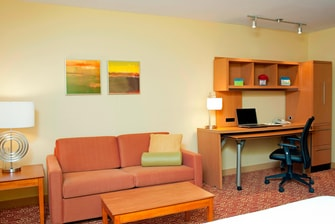 Studio at TownePlace Suites Bloomington IN