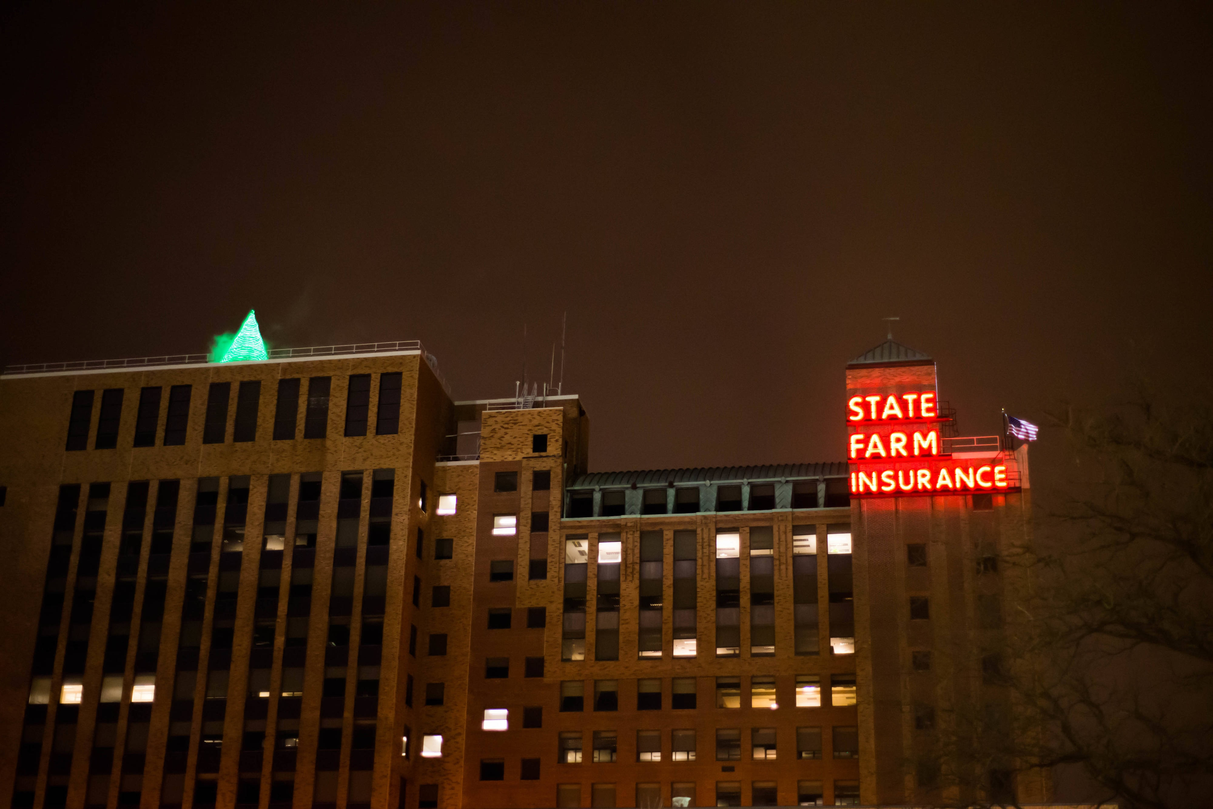 State Farm Insurance Downtown Building