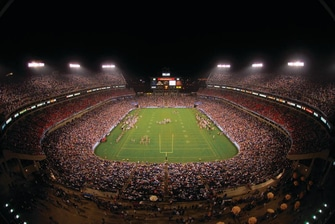 Nissan Stadium (formerly LP Field)