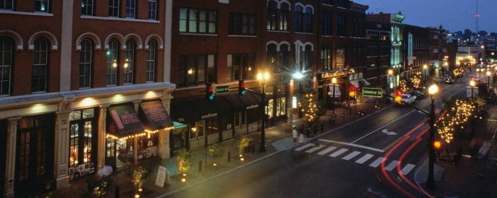 Hotels Near Vanderbilt Hospital