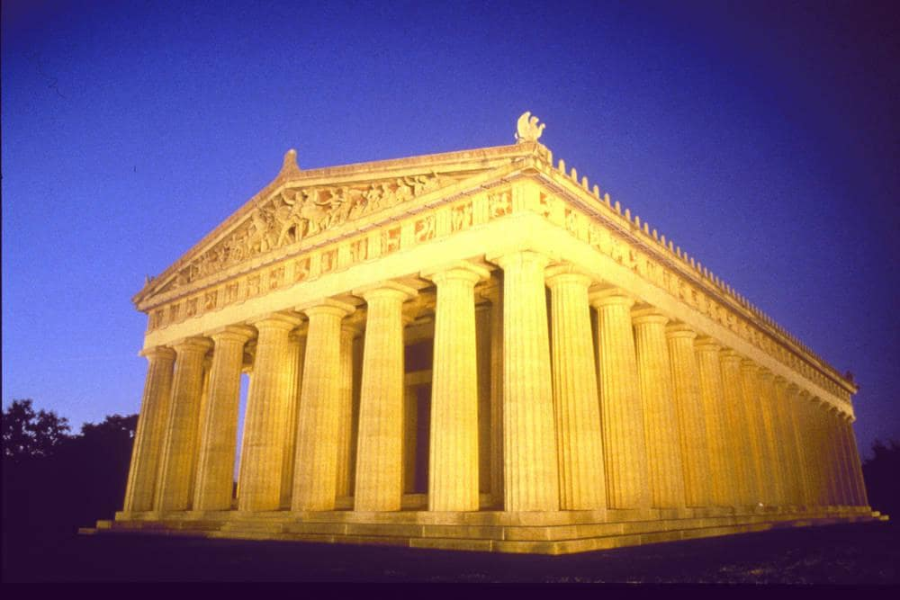 Full Size Replica Original Parthenon