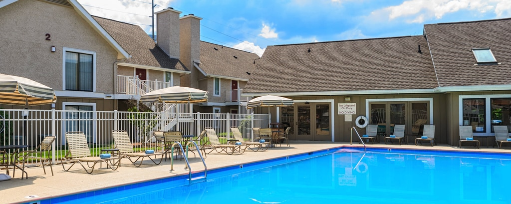 Residence Inn Nashville Airport – Piscina externa do hotel