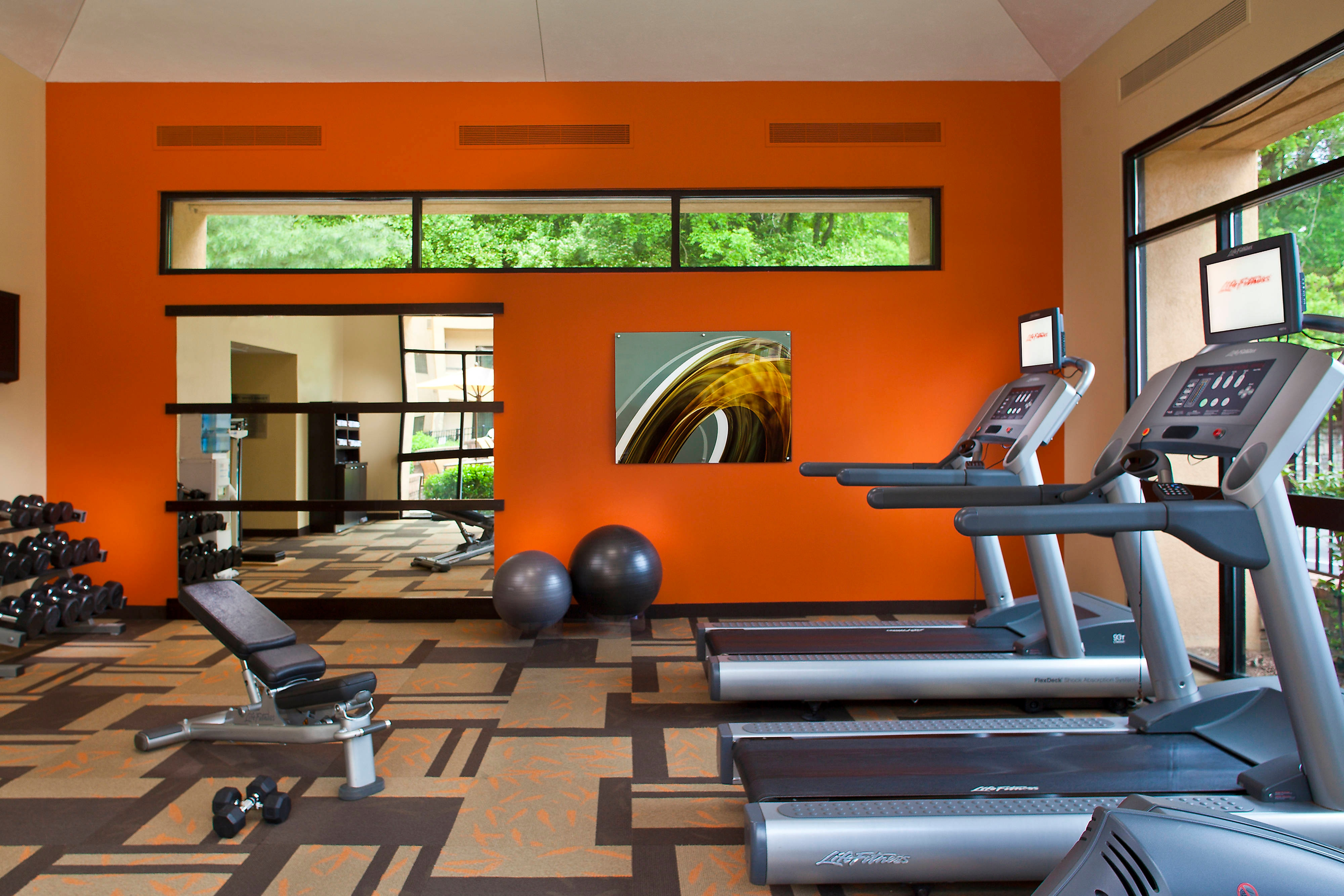 Nashville Airport Hotel Gym
