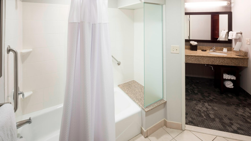Junior Suite Guest Bathroom