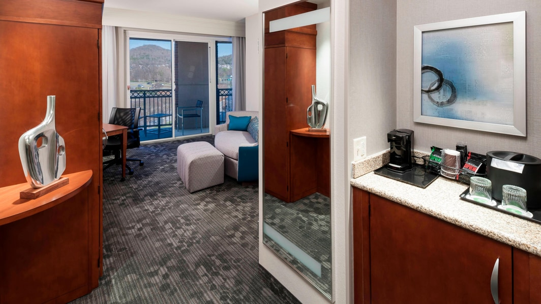 Junior Suite Amenities