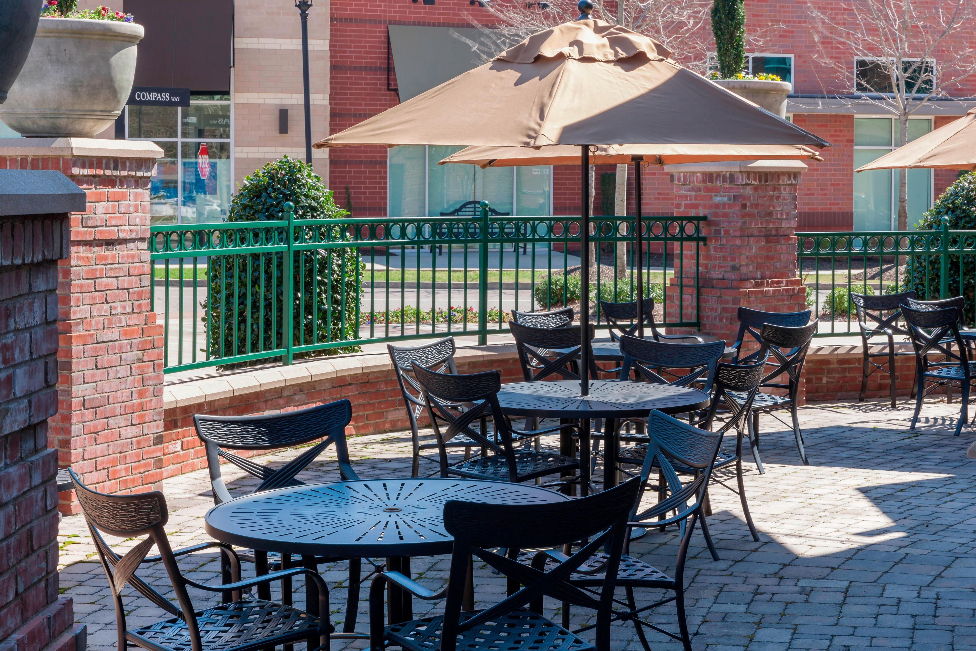 Terrace Outdoor Patio Seating
