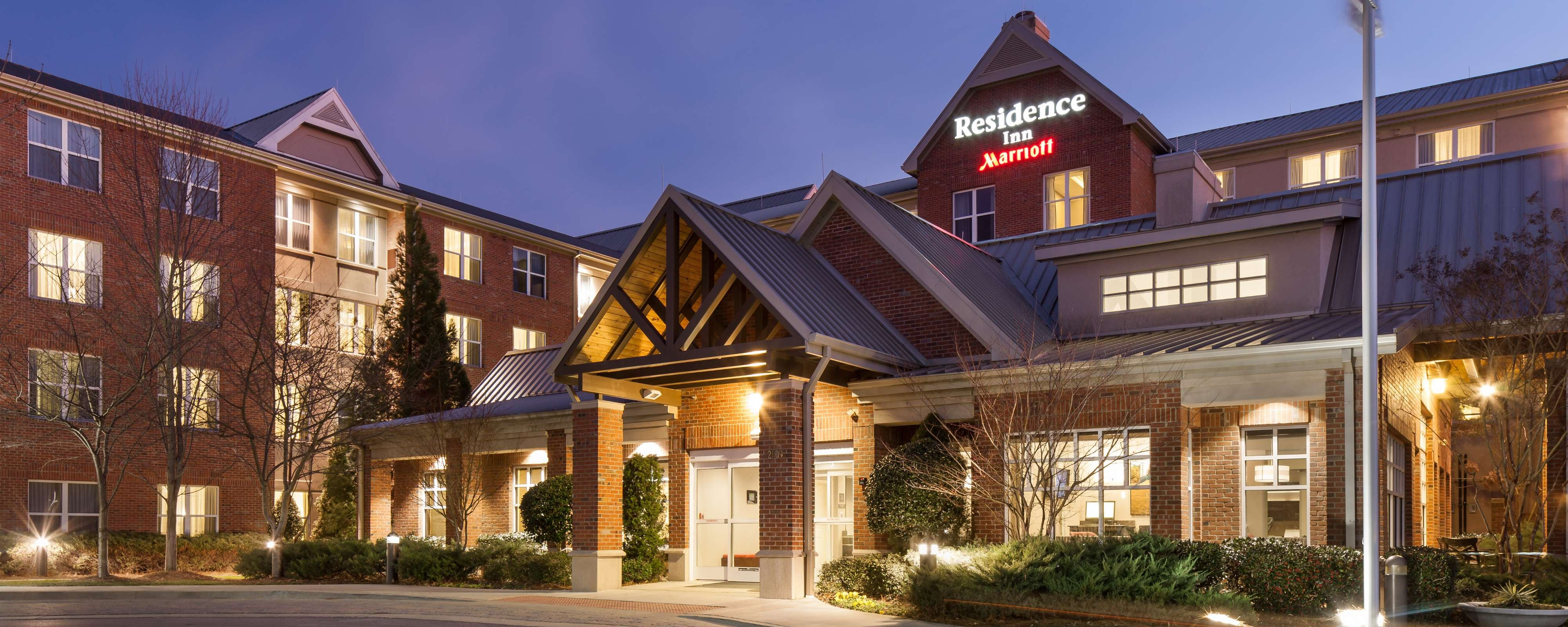 Extended-Stay Franklin, Tennessee Hotels | Residence Inn Franklin ...