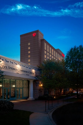 Franklin Marriott Cool Springs Exterior
