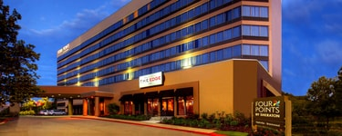 Отель Four Points by Sheraton Nashville – Brentwood