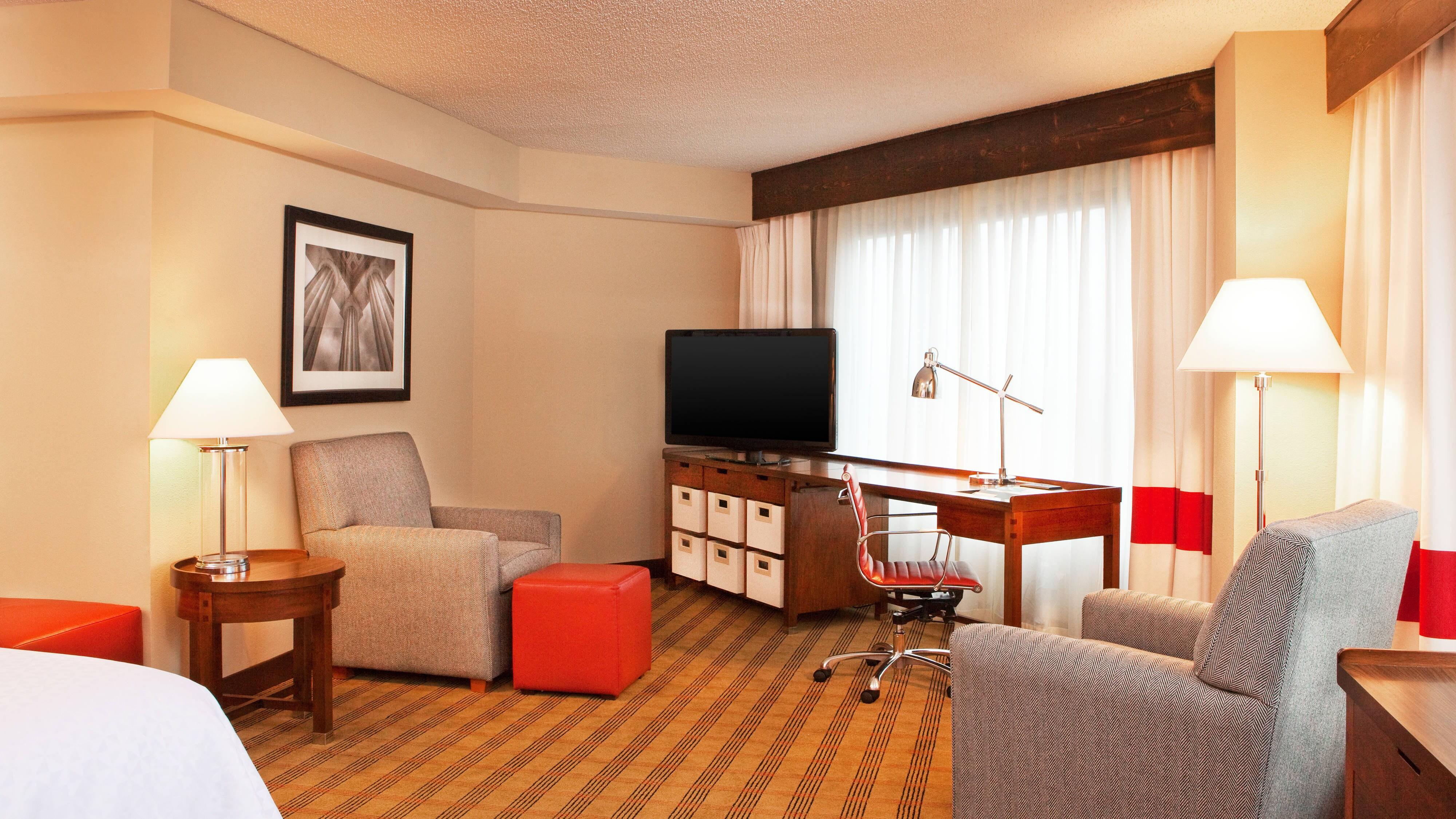 Guest Room Deluxe Corner King