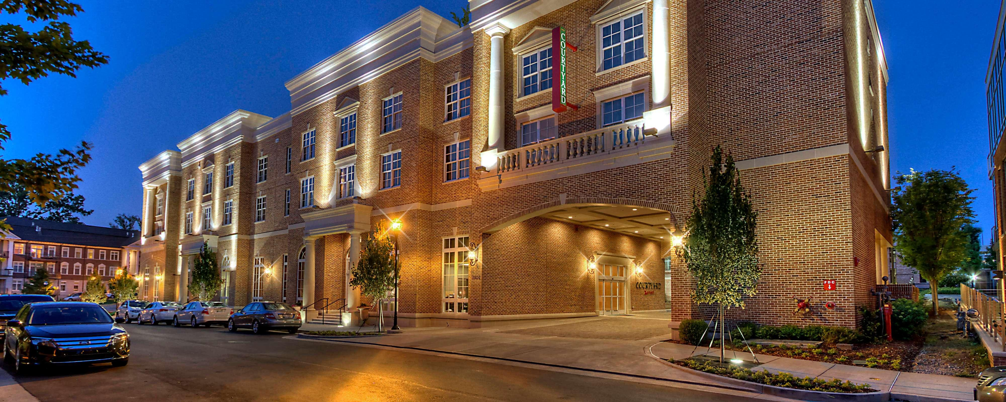 Green Hills Tennessee Hotels
