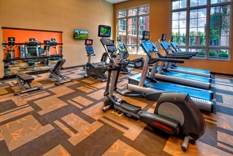 Green Hills Tennessee Hotel Gym