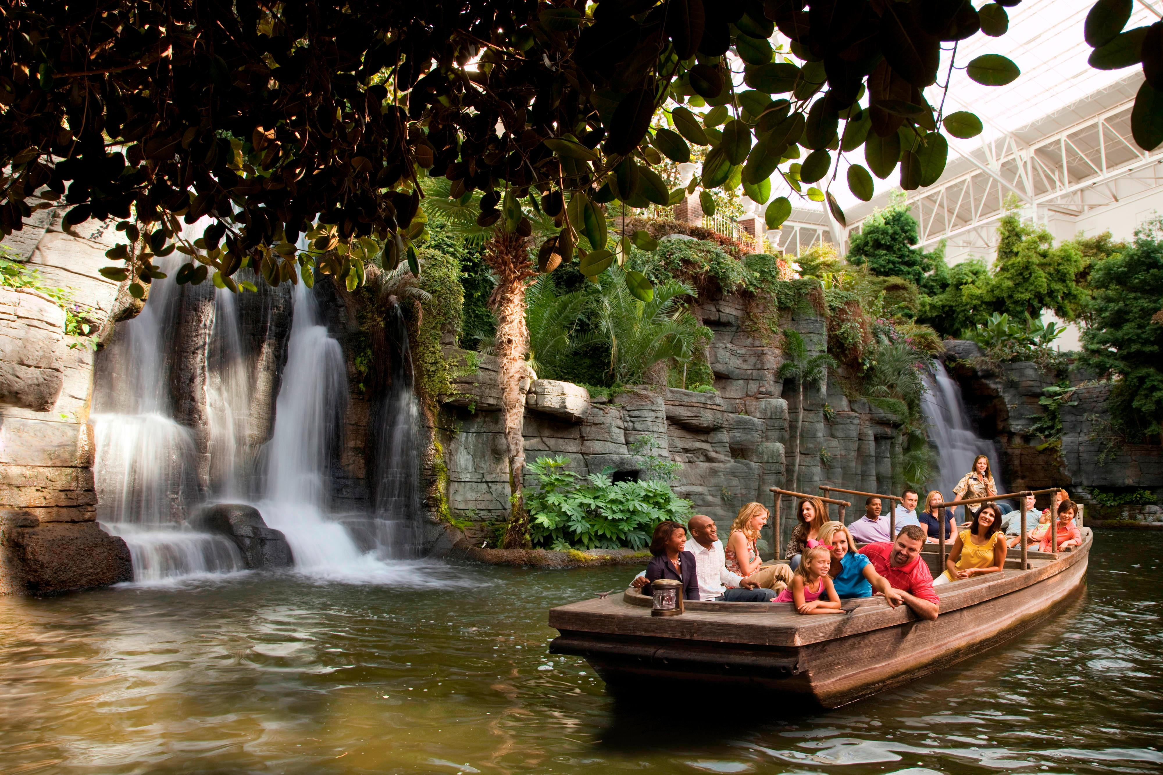 Delta Riverboat Cruise at Opryland