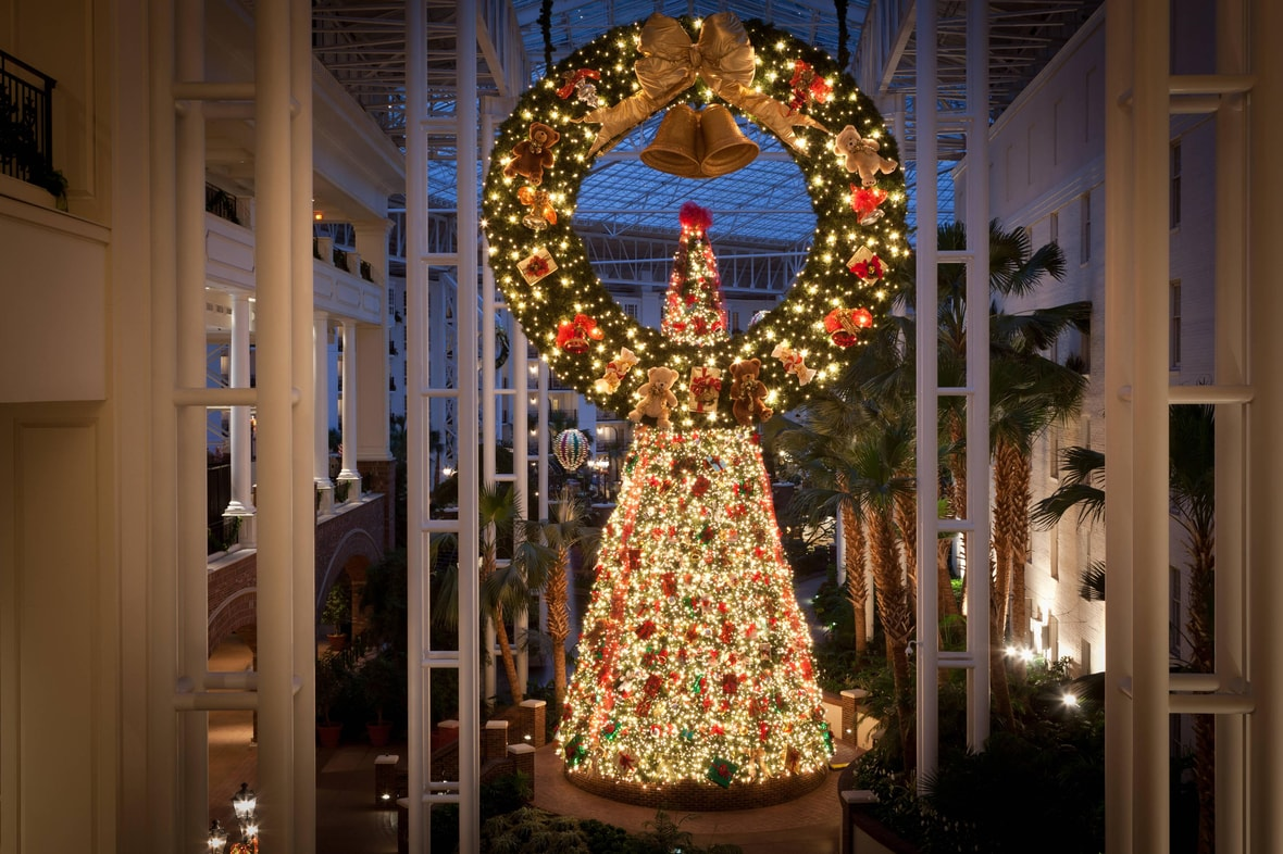 Opryland Hotel Christmas Packages 2020 Christmas at Gaylord Opryland Packages