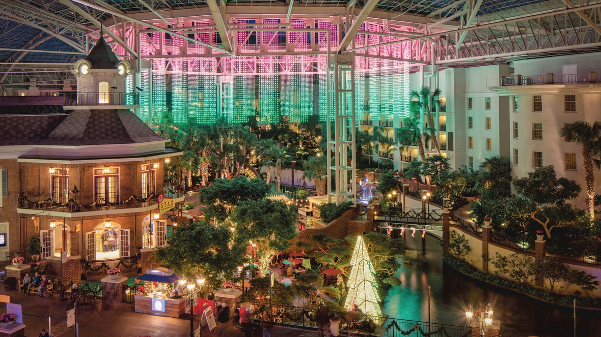 Marriott Christmas Deals 2020 Nashville Vacation Packages | Gaylord Opryland Resort & Convention