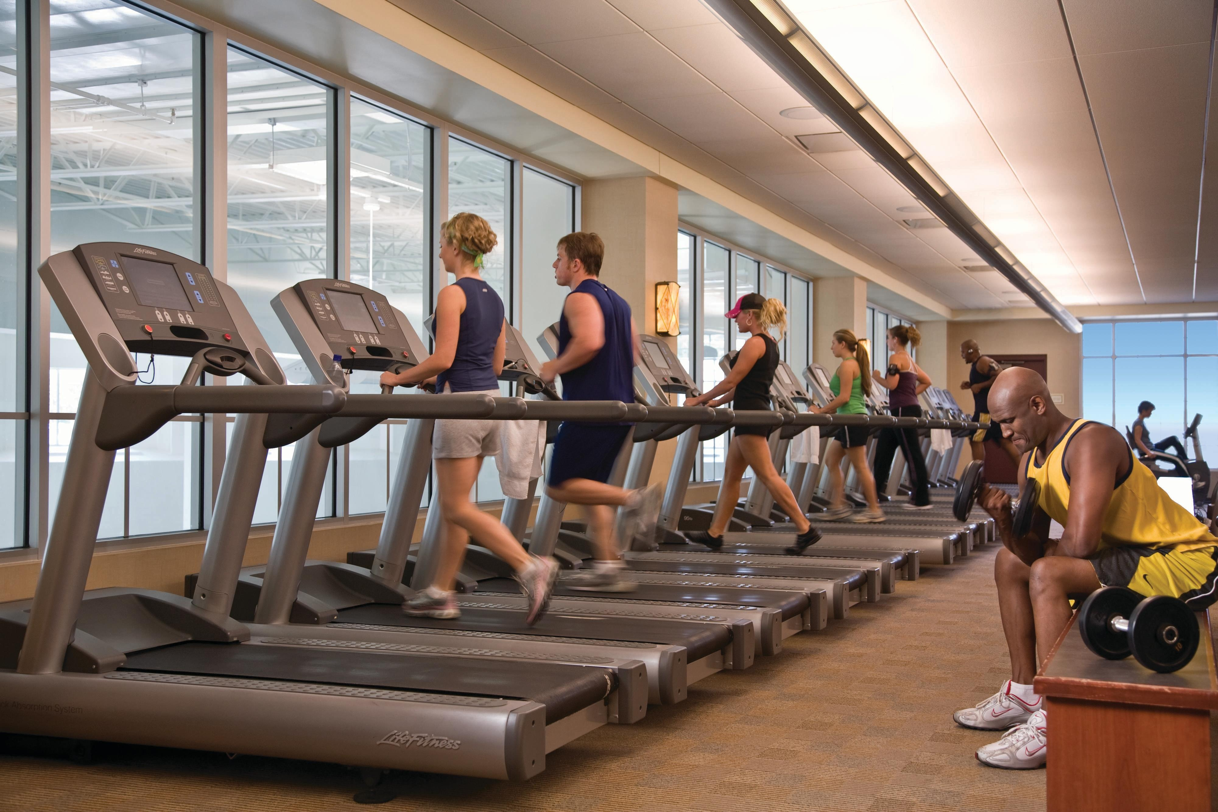 Gaylord Opryland Relâche Spa Fitness Center