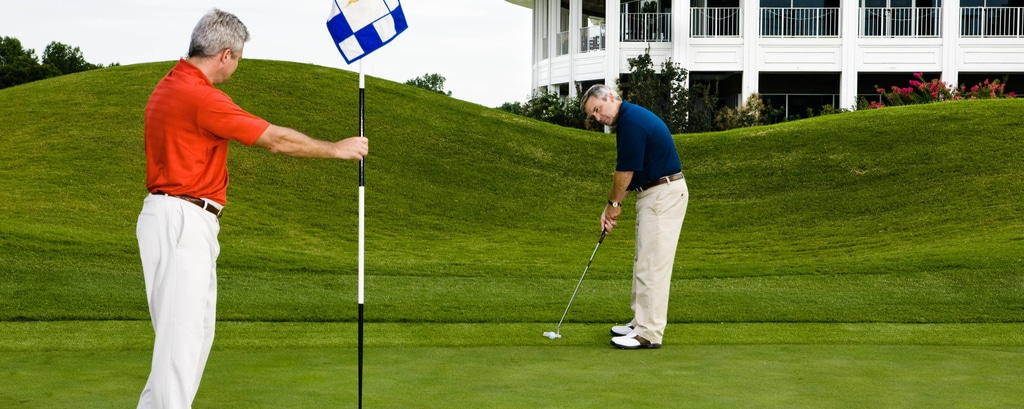Gaylord Springs Golf Links Private Lessons