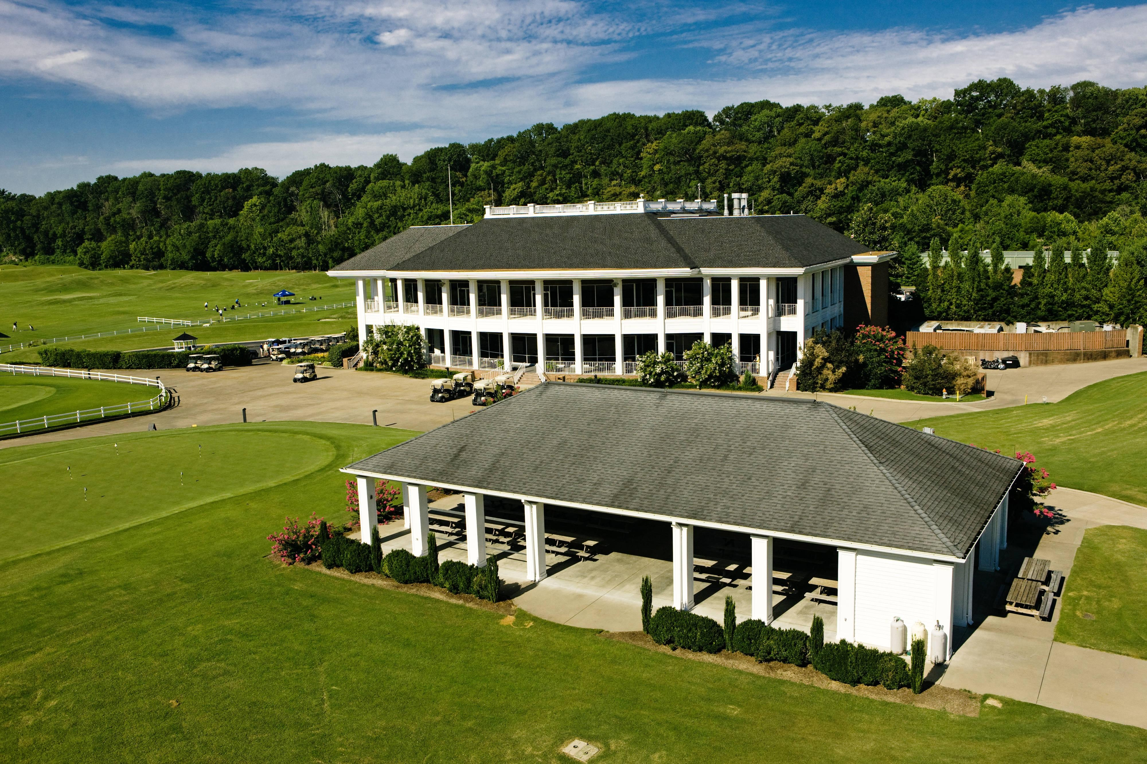 Gaylord Springs Golf Links Clubhouse