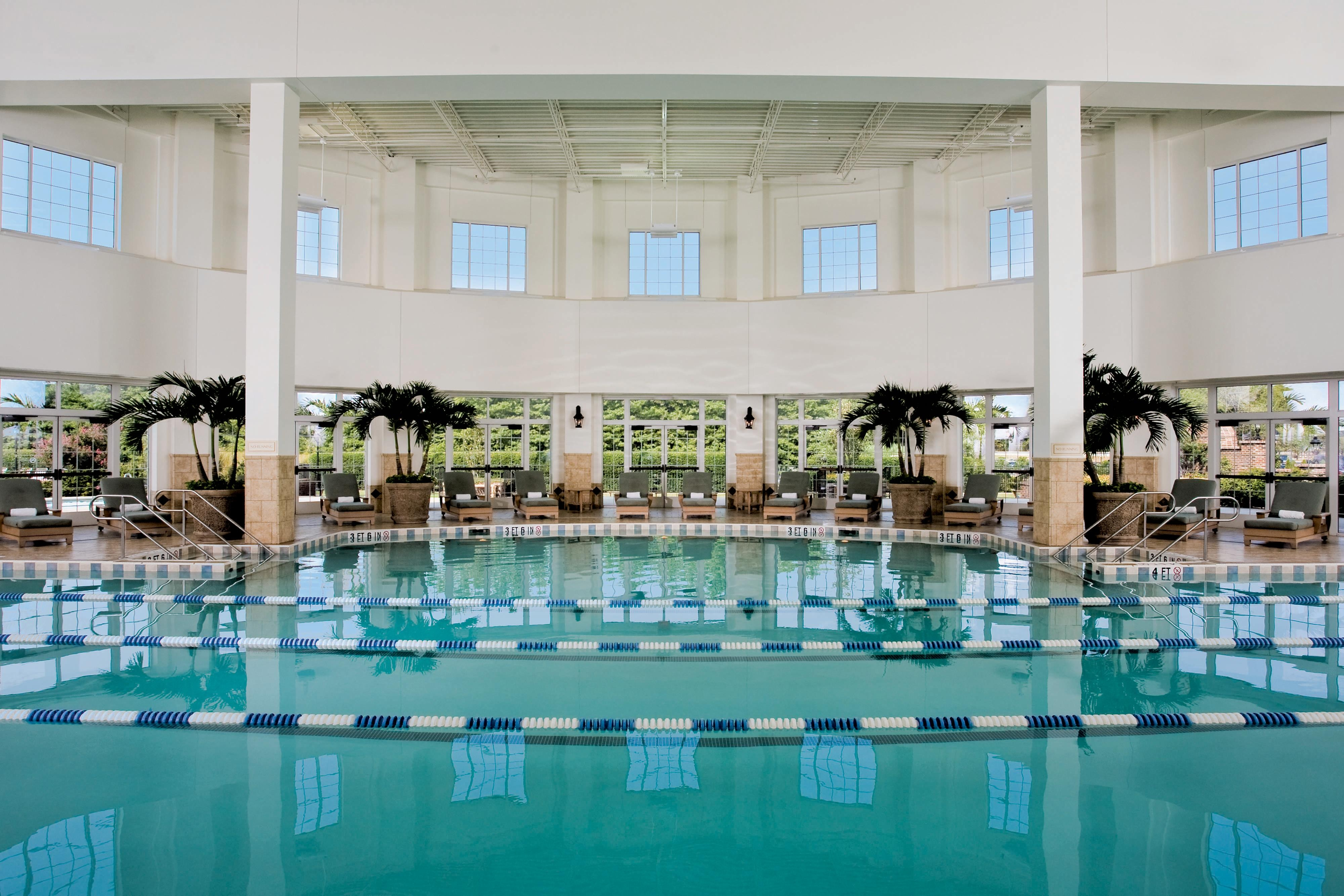 Gaylord Opryland Indoor Pool