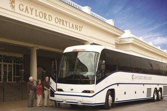 Gaylord Opryland Shuttle Service