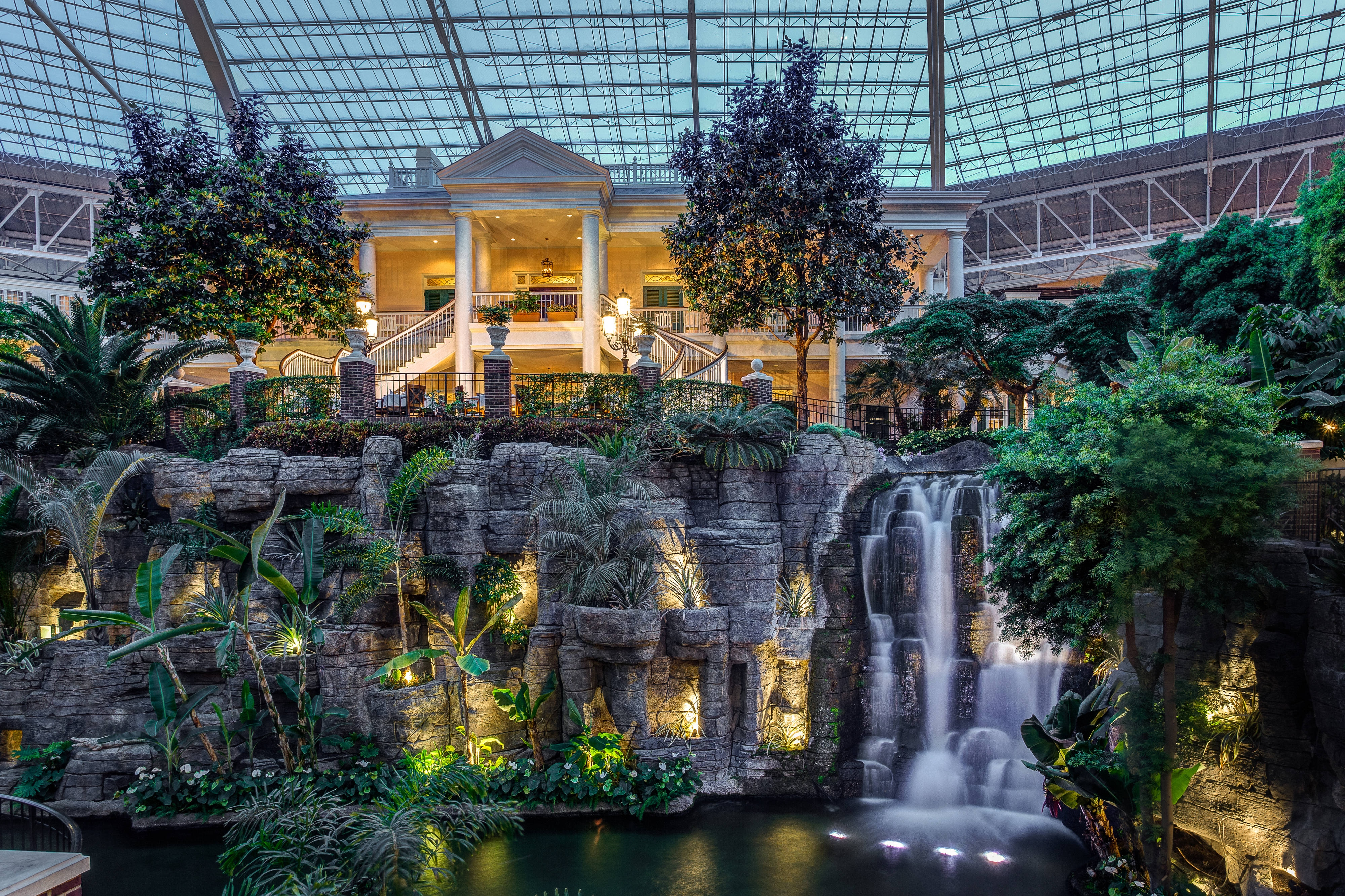 Gaylord Opryland Old Hickory Steakhouse