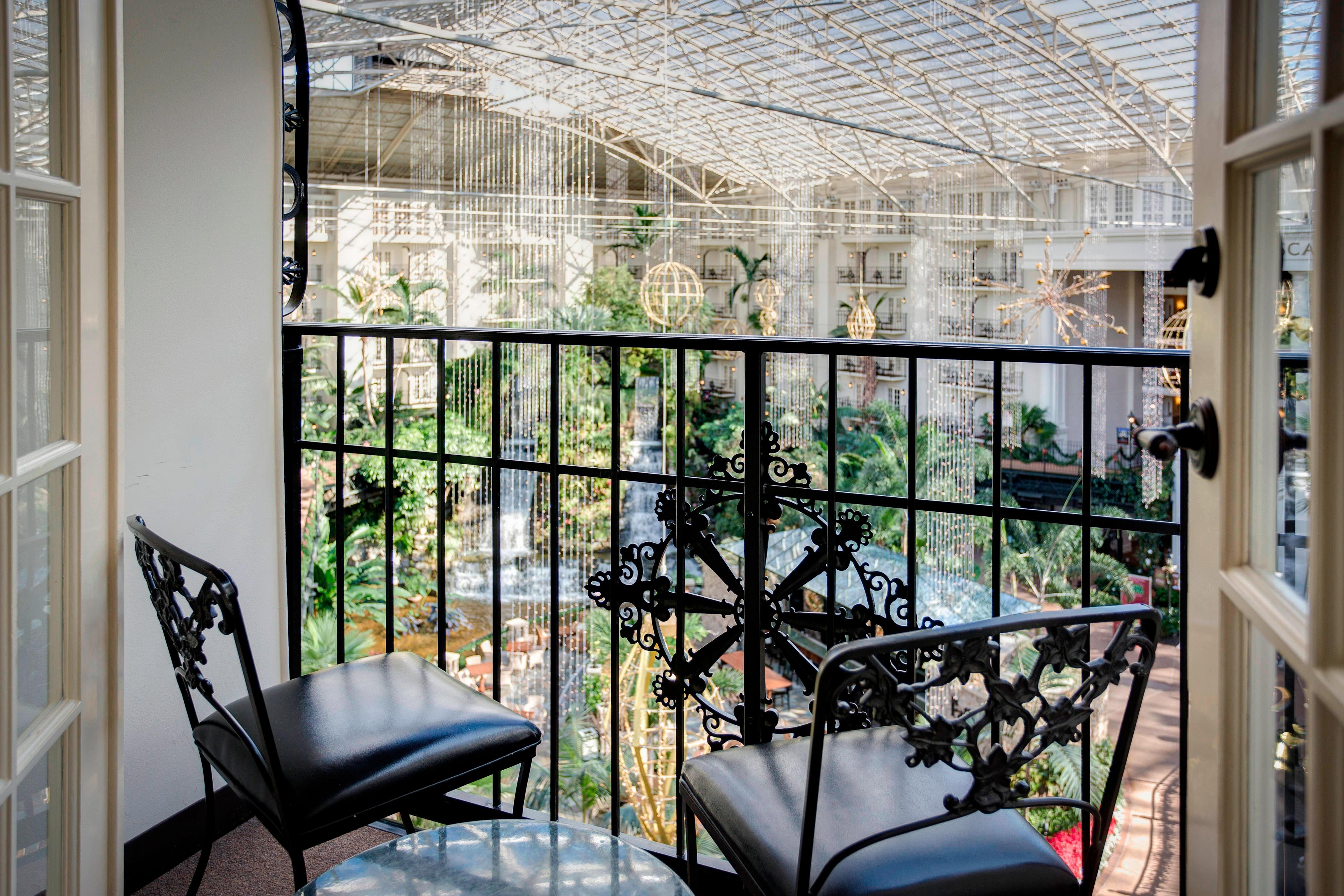 Nashville – Gaylord Opryland Atrium View Room