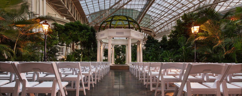 Wedding venues in nashville tennessee gaylord opryland resort weddings junglespirit Choice Image